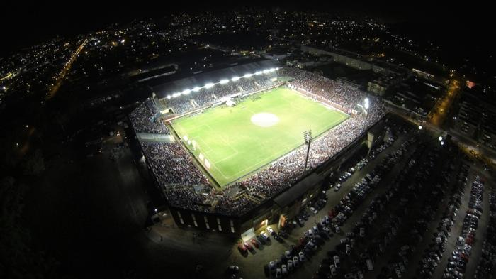 Arena Municipal Joinville4 modefield