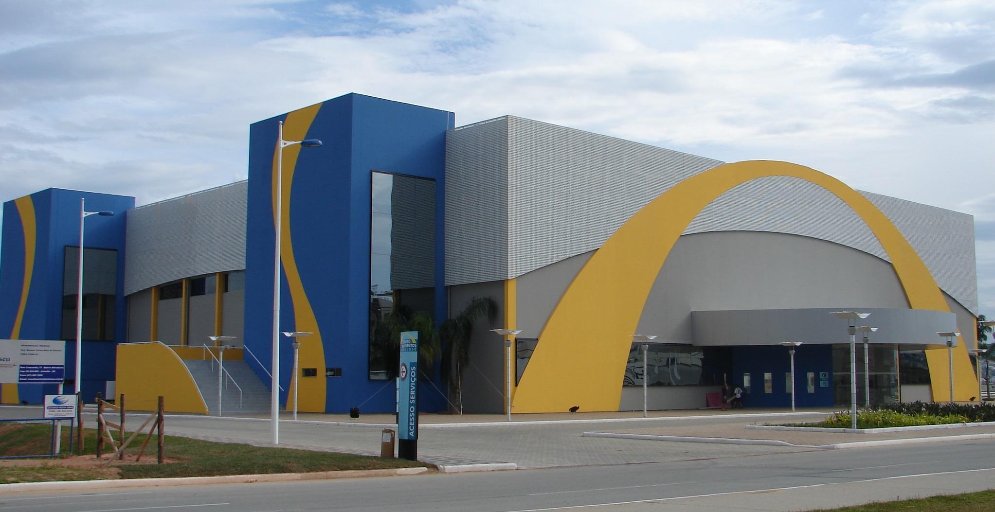 Arena multiuso São José1